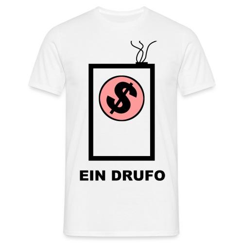 Ein Drufo Männer T-Shirt - Männer T-Shirt