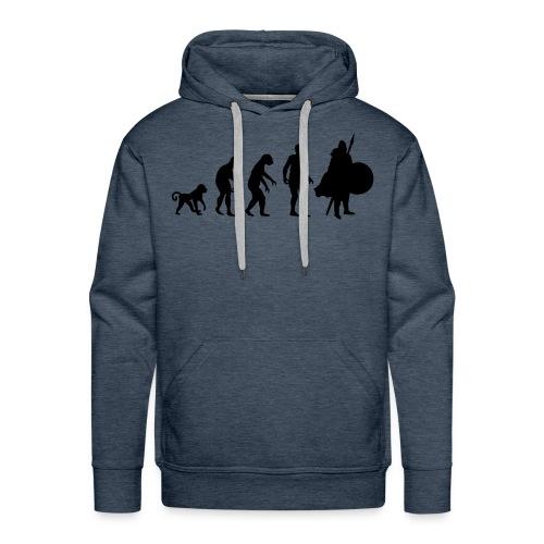 Evolution - Men's Premium Hoodie