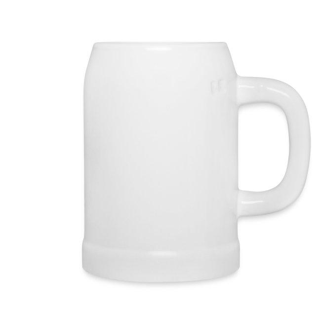 Bierkrug im SVH-Design
