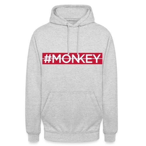 MonkeyHoodie N°1 - Unisex Hoodie