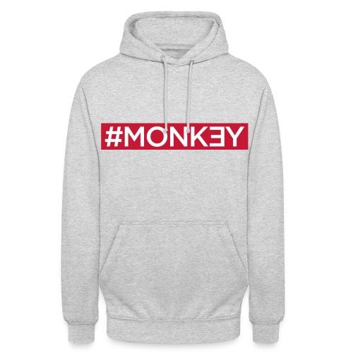 MonkeyHoodie N°2 - Unisex Hoodie