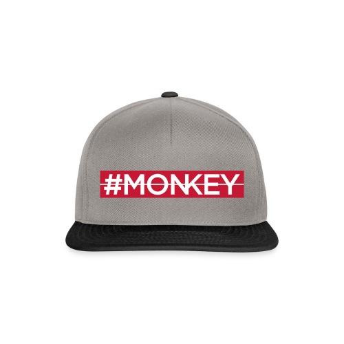 MonkeyCap N°1 - Snapback Cap