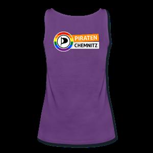 Queeraten Chemnitz - Tanktop - Frauen Premium Tank Top