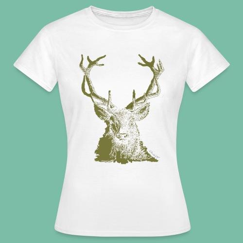 Tee shirt femme Cernunnos - T-shirt Femme