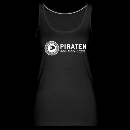 Piraten Karl-Marx-Stadt - Frauen Tank Top - Frauen Premium Tank Top