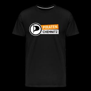 Piraten Chemnitz - Premium Shirt - Männer Premium T-Shirt