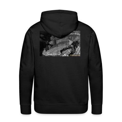 Fear The Sniper - Men's Premium Hoodie