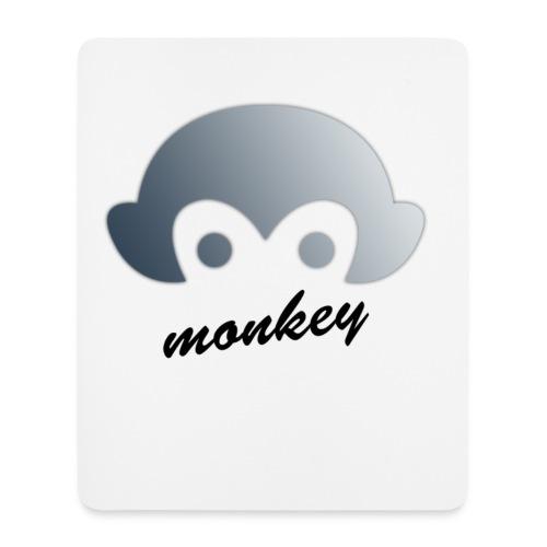 MonkeyPad N°1 - Mousepad (Hochformat)