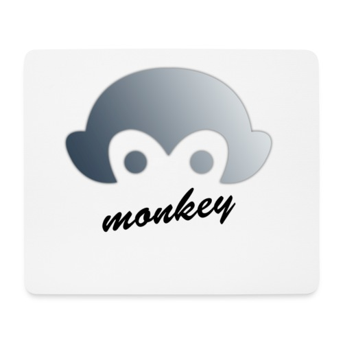 MonkeyPad N°2 - Mousepad (Querformat)