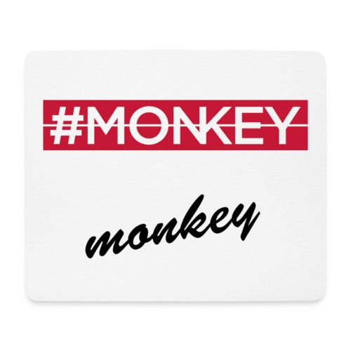 MonkeyPad N°3 - Mousepad (Querformat)