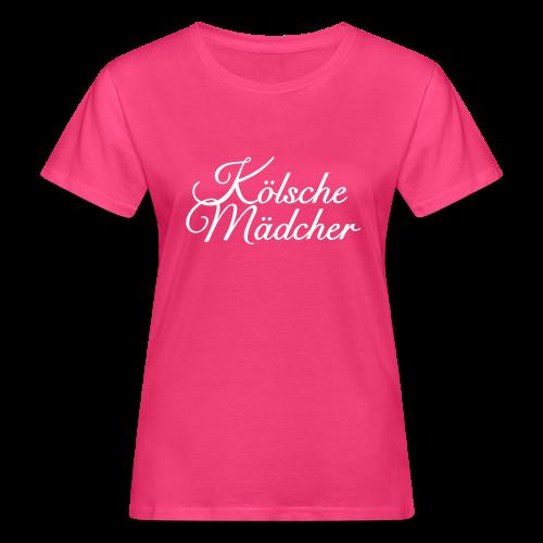 Kölsche Mädcher Classic Bio T-Shirt - Frauen Bio-T-Shirt