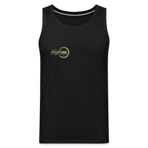 To The Bright Side - Logowear - Männer Premium Tank Top