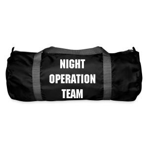 Sporttasche Night Operation Team - Duffel Bag