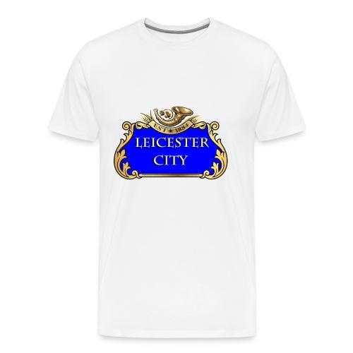 LEICESTER ARTOIS - Men's Premium T-Shirt