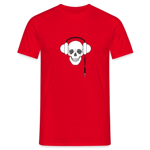 Skull Head homme - T-shirt Homme