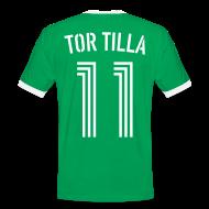 T-Shirts ~ Männer Kontrast-T-Shirt ~ TOR TILLA 11