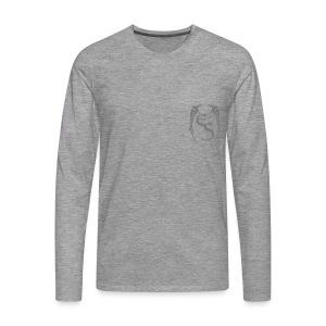 ES Long sleeve T-shirt - Men's Premium Longsleeve Shirt