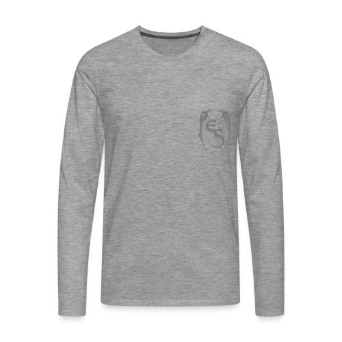 ES Long sleeve T-shirt - Men's Premium Longsleeve Shirt