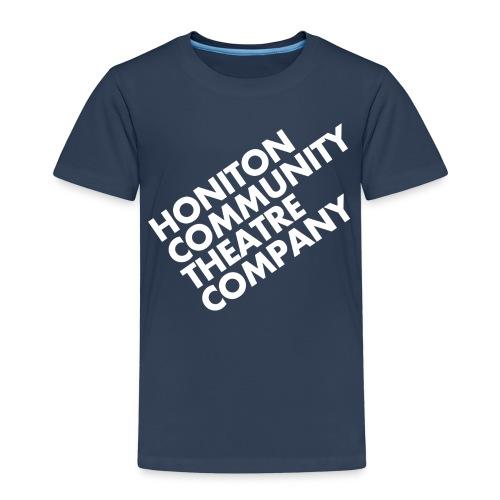 HCTC T-Shirt (Child) Navy Blue - Kids' Premium T-Shirt
