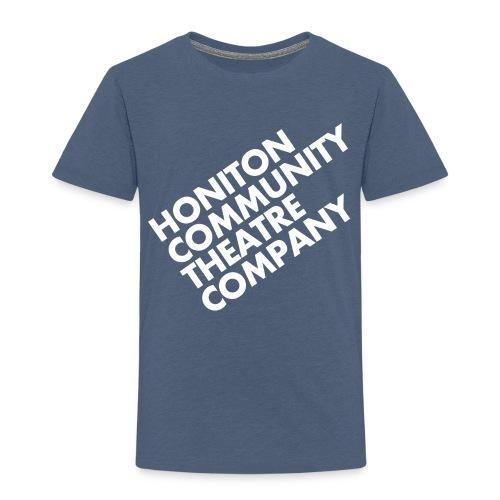 HCTC T-Shirt (Child) Heather Denim - Kids' Premium T-Shirt