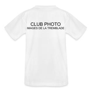 T-Shirt ENFANTS Images de La Tremblade - T-shirt Enfant