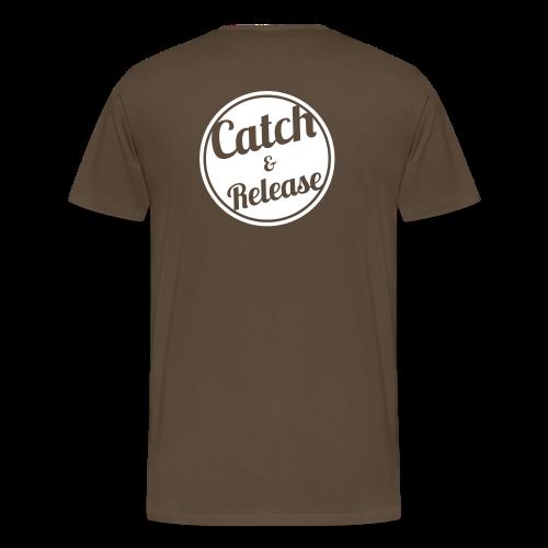 T-shirt Catch and Release - Männer Premium T-Shirt