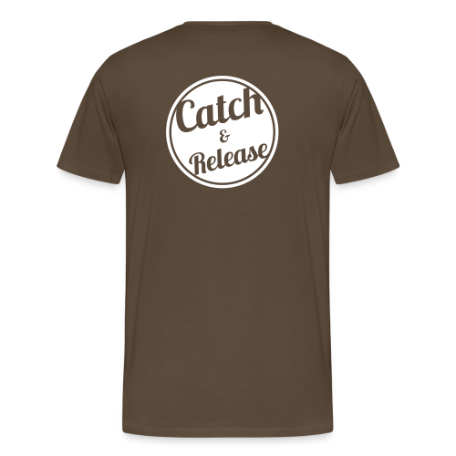 T-shirt Catch and Release - Männer Premium T-Shirt