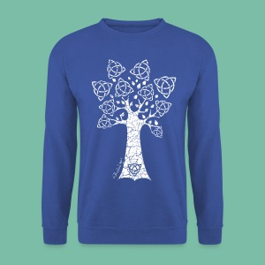 sweat shirt homme arbre de vie Brocéliande  Spirit - Sweat-shirt Homme