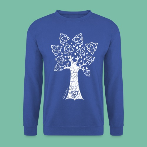 sweat shirt homme arbre de vie Brocéliande  Spirit - Sweat-shirt Homme
