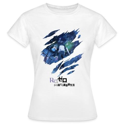 Re: Zero scratches - Women - T-shirt Femme