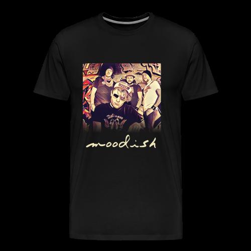 Shirt Man Black Premium - Männer Premium T-Shirt