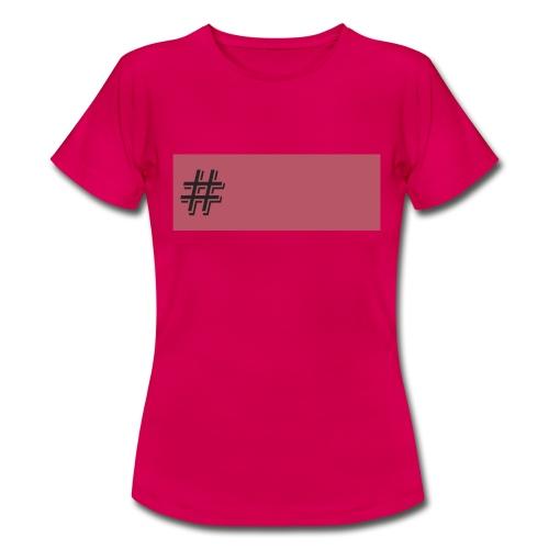 nowTrendingShirt Women Pink - Frauen T-Shirt