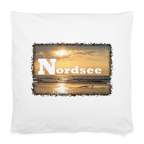 Nordsee - Kissenbezug 40 x 40 cm