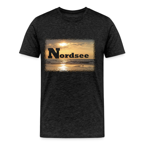 Nordsee - Männer Premium T-Shirt
