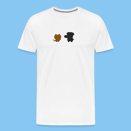 Doc and Gat T-Shirt - Men's Premium T-Shirt