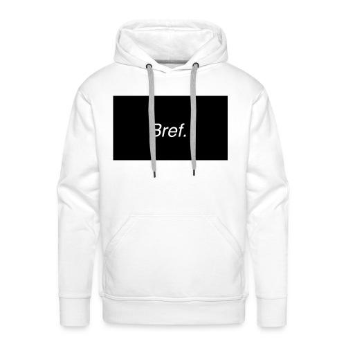 Bref. - Sweat-shirt à capuche Premium pour hommes