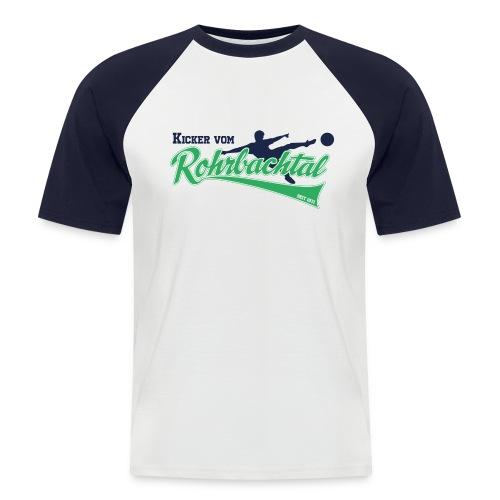 SGOS Supporter | Kicker vom Rohrbachtal | College-Shirt - Männer Baseball-T-Shirt