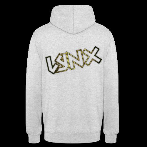 Lynx Unisex Hoodie - Unisex Hoodie