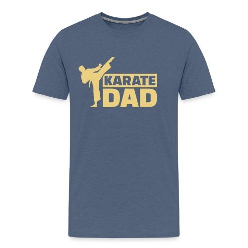 Herren-T-Shirt Karate-Dad - Männer Premium T-Shirt