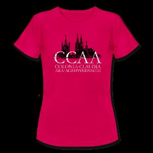 CCAA Colonia Dom St.Martin (Vintage S/W) Köln T-Shirt - Frauen T-Shirt