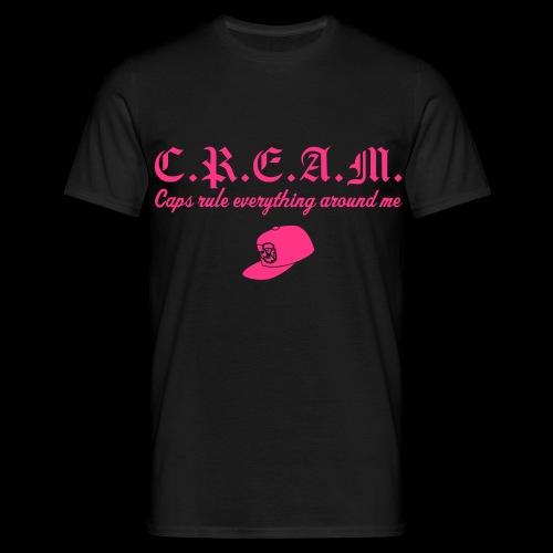 C.R.E.A.M. BCA - Männer T-Shirt