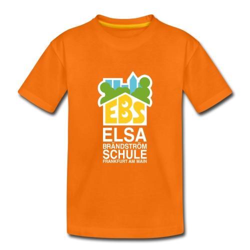 EBS T-Shirt (bis 8 Jahre) - Kinder Premium T-Shirt