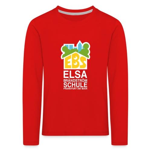 EBS Langarm-Shirt (bis 8 Jahre) - Kinder Premium Langarmshirt