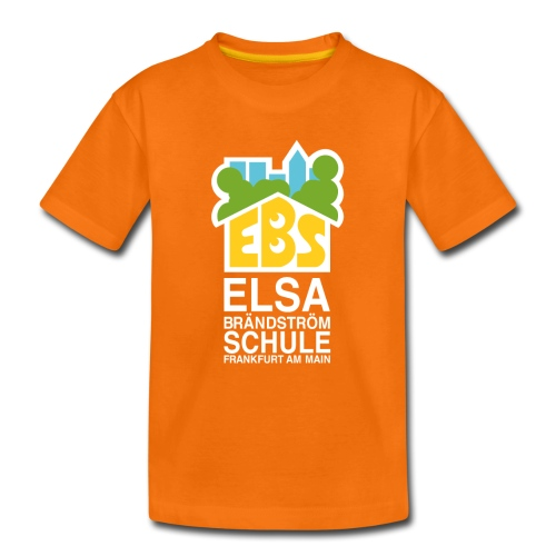 EBS T-Shirt (8 bis 12 Jahre) - Teenager Premium T-Shirt