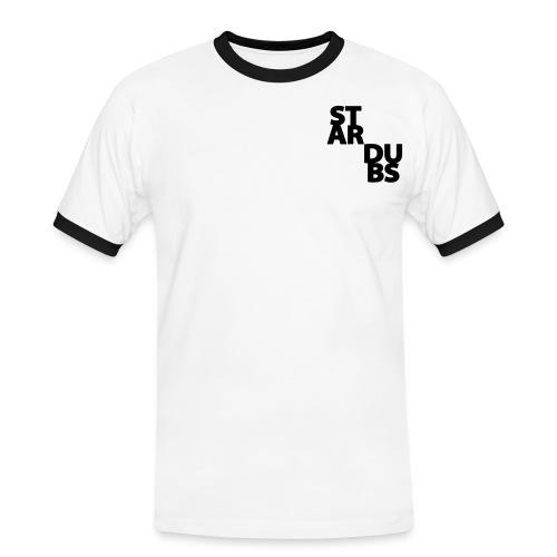 Stardubs Block Velvet - Men's Ringer Shirt