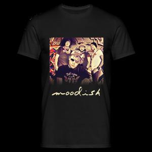 Shirt Man Black - Männer T-Shirt