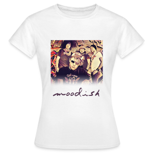 Shirt Girl White - Frauen T-Shirt