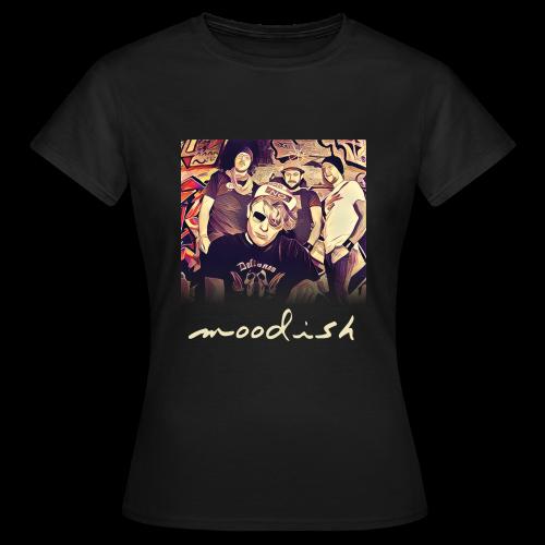 Shirt Girl Black - Frauen T-Shirt
