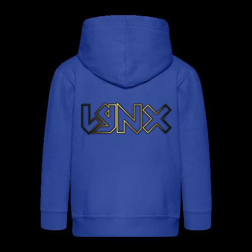 New Lynx Kids Hoodie - Kids' Premium Zip Hoodie
