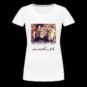 Shirt Girl White Premium - Frauen Premium T-Shirt